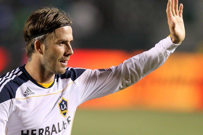 """""""Saint-Germain"""" tikisi prisivilioti Beckhamą"""