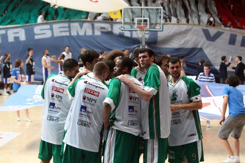 """""""Montepaschi"""" su trimis lietuviais iškovojo dar vieną pergalę"""