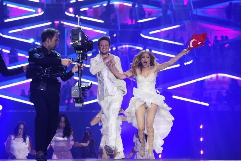 Euroviziją rengiantis Azerbaidžanas – žmogaus teisių dėmesio centre