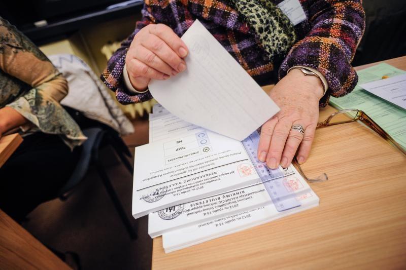 Išankstinis balsavimas: klaipėdiečiai rinkimuose dvigubai aktyvesni