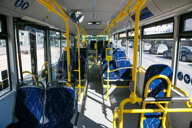 Vilnius šiemet įsigys 59 naujus autobusus, 18 iš jų rieda jau šiandien