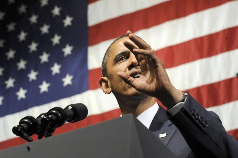 JAV prezidentas B.Obama būtų perrinktas Europoje ir Japonijoje
