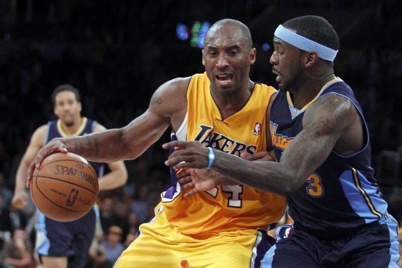 """""""Lakers"""" iškopė į NBA lygos Vakarų konferencijos pusfinalį"""