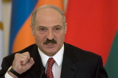 A.Lukašenka žada demokratizaciją, bet ne iš karto