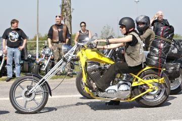 """Vilniuje atidaroma """"Harley Davidson"""