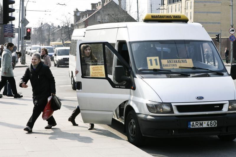 Teismui apskųsti brangesni bilietai Vilniaus senamiesčio autobusuose