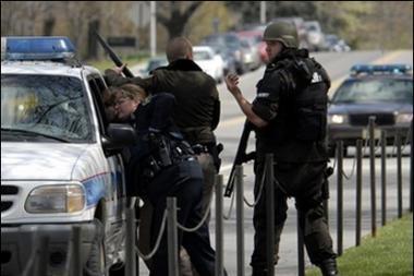 JAV policija sulaikė šimtus nusikaltėlių