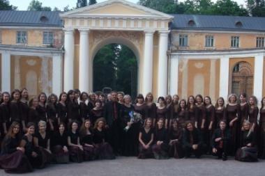 Vilniaus universiteto kolektyvai – Rusijos televizijoje