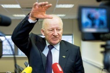 Socialdemokratai spręs ar palaikyti interpeliaciją J.Imbrasui