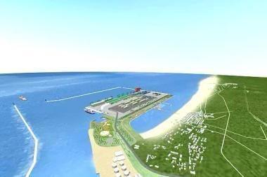 Lietuva ieškos investuotojo giliavandenio uosto statybai