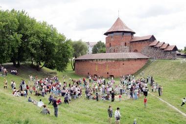 Kauno pilies restauracija kainuos per 2 mln. litų