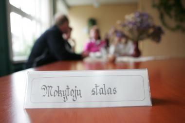 Vilniaus mokykloje mokytojui siūloma alga - 6395 litai