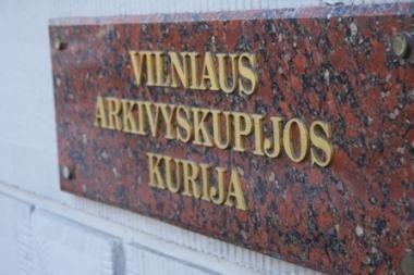 Vilniaus arkivyskupijai nepavyko prisiteisti pastato sostinėje