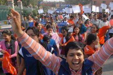Nepalas ruošiasi tapti respublika