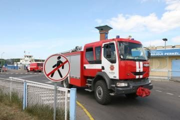 Lietuvos, Latvijos ir Baltarusijos ugniagesiai ir gelbėtojai glaudžiau bendradarbiaus pasienyje