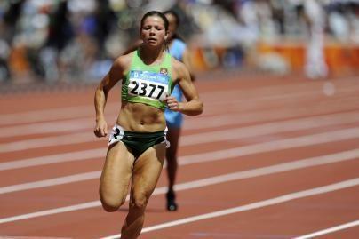 Sprinterė L.Grinčikaitė pateko į kitą etapą