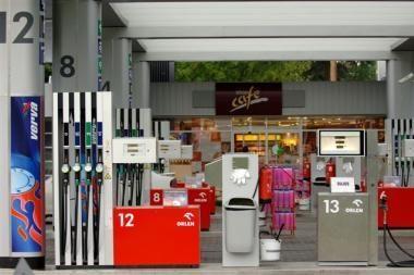 Ukrainos ketinimas apmokestinti naftos produktų importą - smūgis
