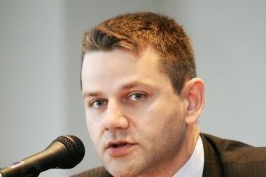 Valstybės kontrolierės pavaduotoju paskirtas A.Keraminas