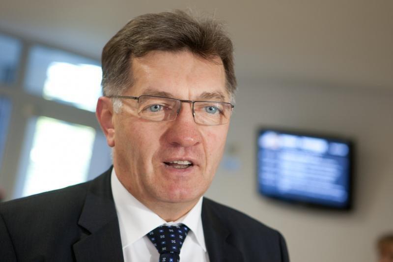 A. Butkevičius: SGD terminalo projektą reikia įgyvendinti kuo greičiau
