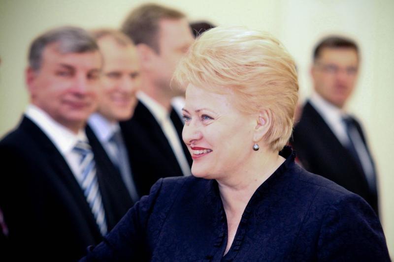Prezidentė Miunchene dalijosi Lietuvos kibernetinio saugumo patirtimi