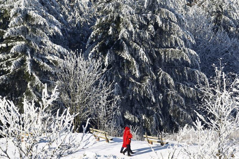 Sekmadienis Lietuvai atneš žiemiškus orus