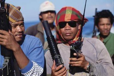 Somalio piratai paleido britų sutuoktinių porą