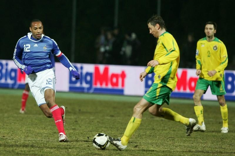 A. Skerla: Lietuvos futbolo čempionatas – lyg nearti dirvonai