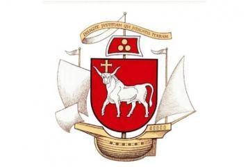 Sukurtas didysis Kauno herbas