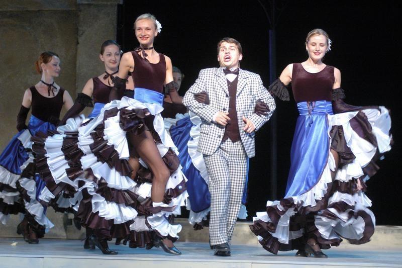 Klaipėdos muzikinis teatras laukia senjorų ir studentų