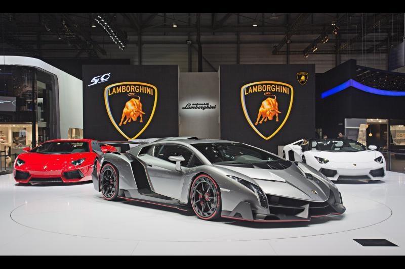 """""""Lamborghini Veneno"""" – """"bjauriausias"""" visų laikų šimtuke (sąrašas)"""
