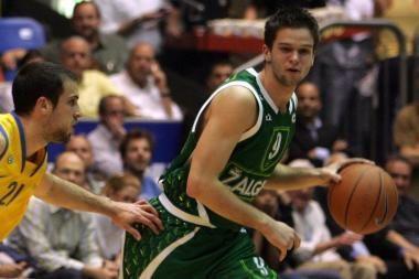 M.Kalnietis - ketvirtas tarp naudingiausių Eurolygos žaidėjų