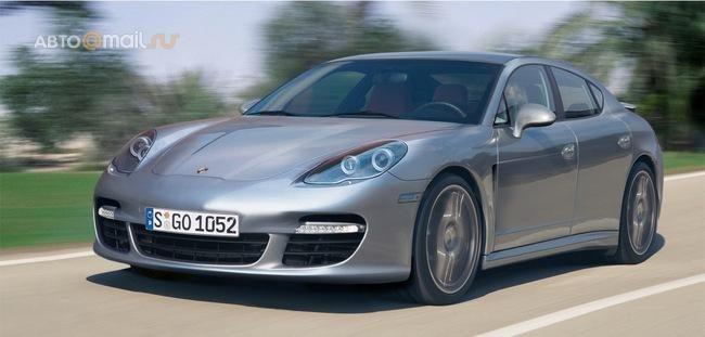 "Susipažinkite - ""Porsche Panamera"