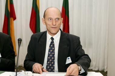 Europos Sąjungos Teisingumo Teisme Lietuvai atstovauti siūlomas E.Jarašiūnas