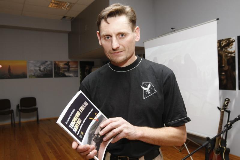 Snaiperis parašė knygą apie Afganistaną