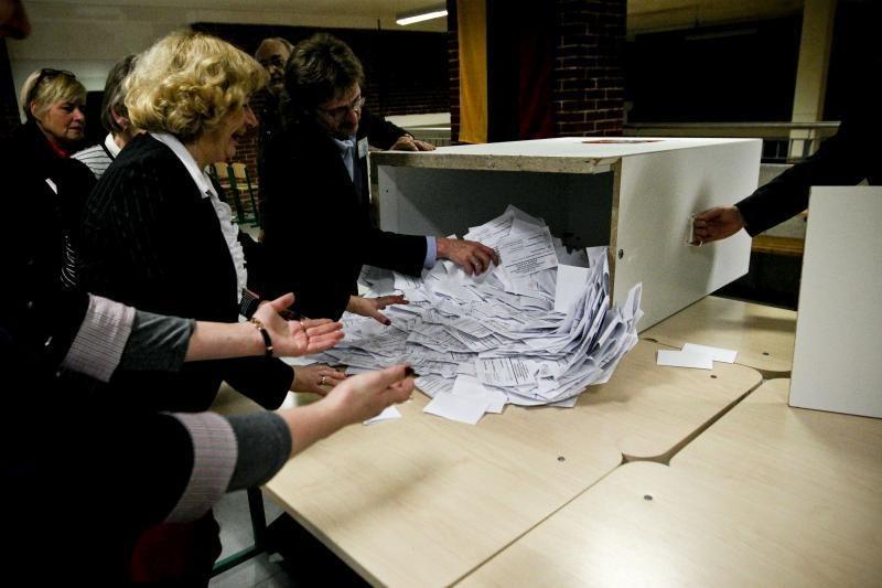 Rinkimų rezultatai Vilniuje (sužinok, kas laimėjo)