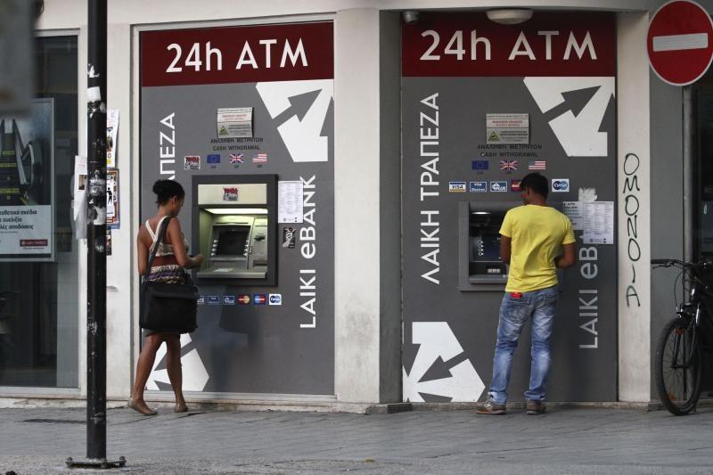 Kipras per 4 dienas turi rasti sprendimą dėl finansinės pagalbos