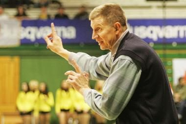 V.Masalskis: nenormalu, kai komanda - be trenerių
