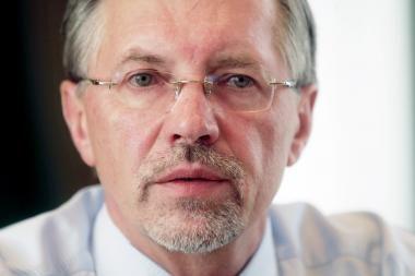 Opozicijos lyderis - G.Kirkilas