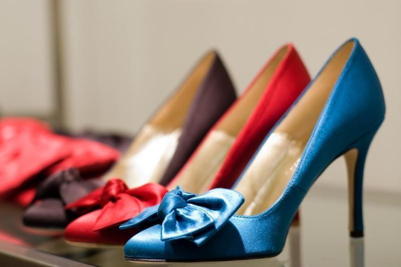 Originalus vagių grobis – trys klaipėdietės batai