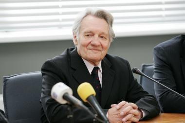 Č. Kudabos premija – profesoriui R. Kazlauskui