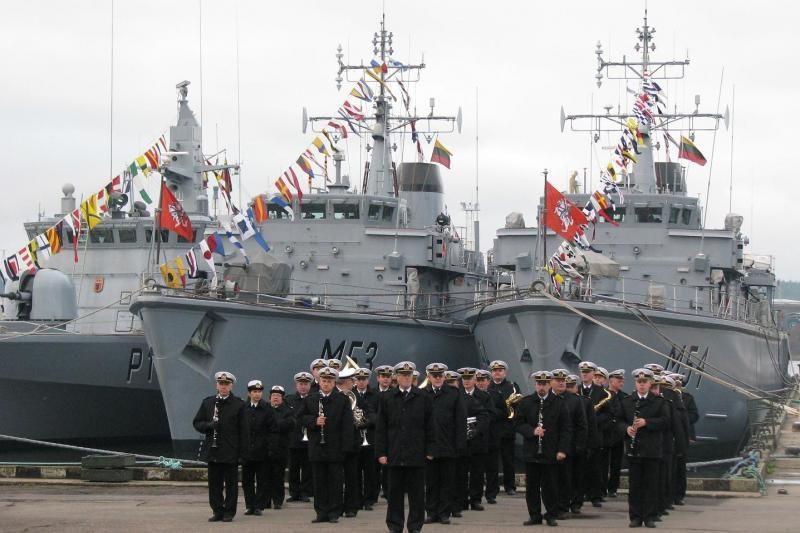 Klaipėdoje Lietuvos kariuomenės dienai paminėti - iškilmės