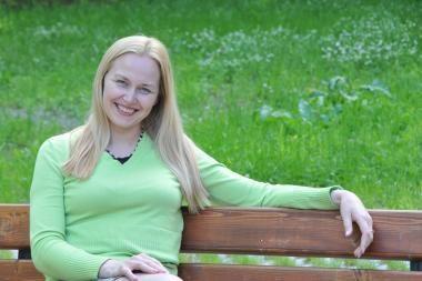 Kompozitorė L.Narvilaitė: kitur to neišgirsi (programa)