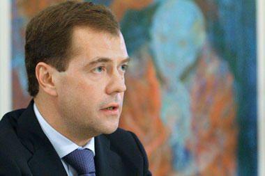 Rusijos prezidentas D.Medvedevas perspėja dėl politinio sąstingio
