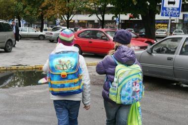 Klaipėdiečiai turės grąžinti už vaikus gautus pinigus
