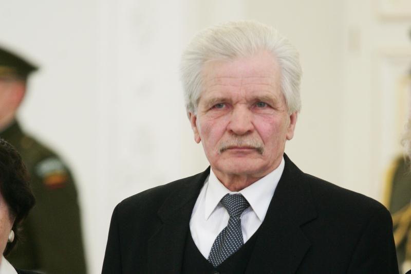 V. Jurgučio premiją antrą kartą pelnė ekonomistas V.Terleckas