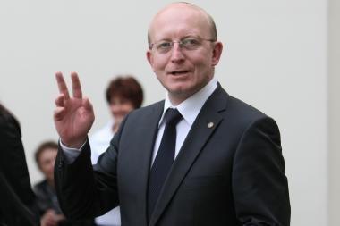 "A.Valinskas: R.Vilkaičiui likti poste ""nėra argumentų"