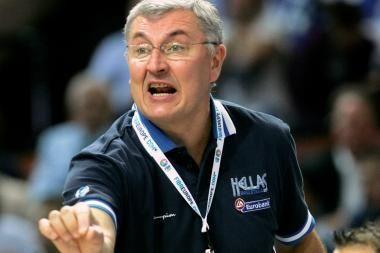 C grupė: J.Kazlausko treniruojami graikai vėl laimėjo
