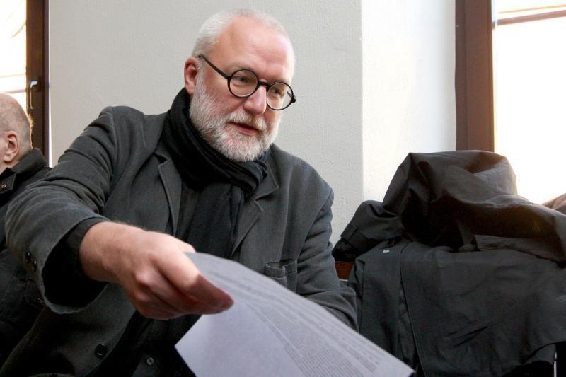 A. Karalius: gyvename Lietuvoje, bet elgiamės lyg išvaryti iš namų