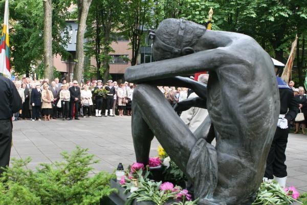Europos Parlamente paminėtos Baltijos šalių okupacijos metinės