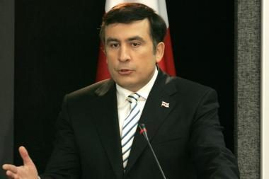 Gruzijos prezidentas padėkojo savo kolegoms